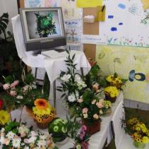Aranžování květin jpg
