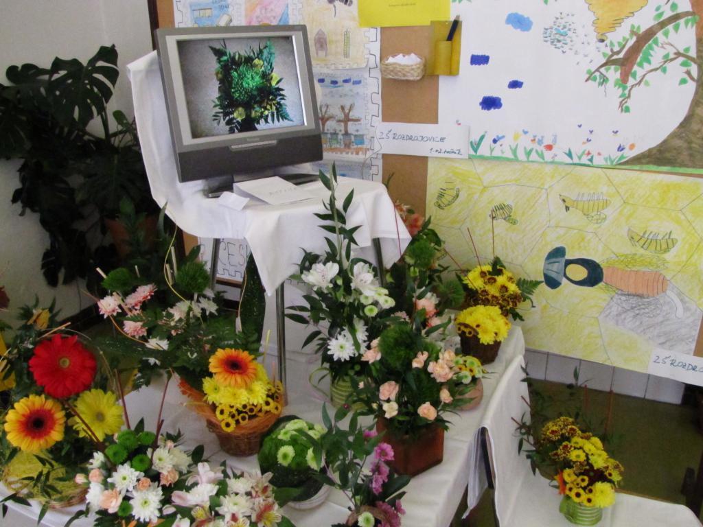 Aranžování květin jpg, obrázek se otevře v novém okně